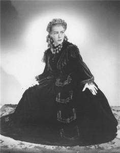 Talented Alla Nazimova