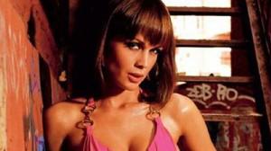 Anna Loginova, beautiful bodyguard