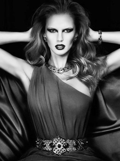 Anna Vyalitsina Supermodel