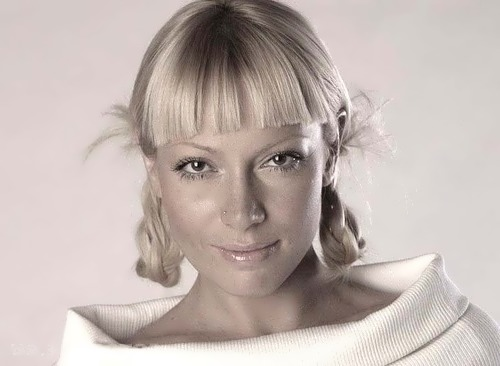 aurora irina yudina TV presenter