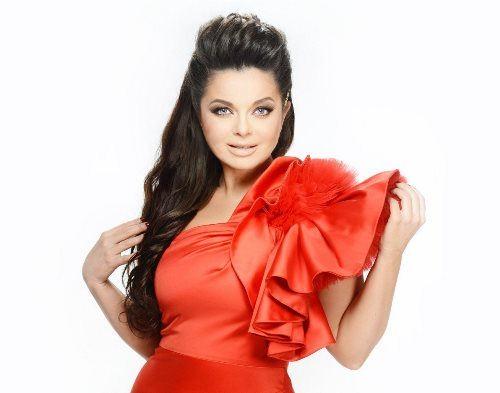 Charming Natalia Koroleva