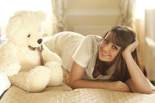 Cute Oksana Fedorova
