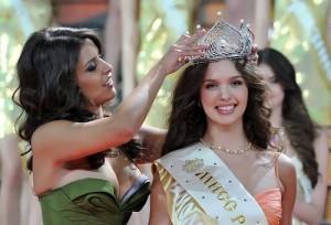 Elizaveta Golovanova – Miss Russia 2012