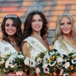 Miss Russia 2012 three most beautiful girls