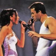 Enrique Iglesias and Alsou