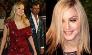 Inna Zobova looks a little bit like Madonna