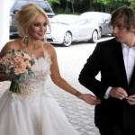 Kudryavtseva and Makarov wedding