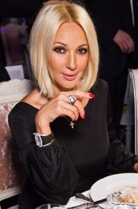 Russian TV presenter, actress, singer and dancer - Lera Kudryavtseva