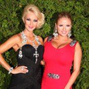 Lera Kudryavtseva and Anna Semenovich
