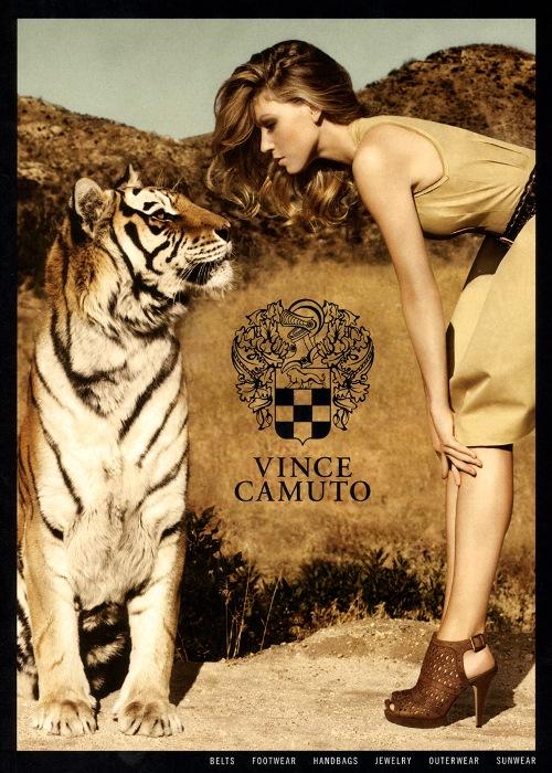Attractive international model Maria Novoselova