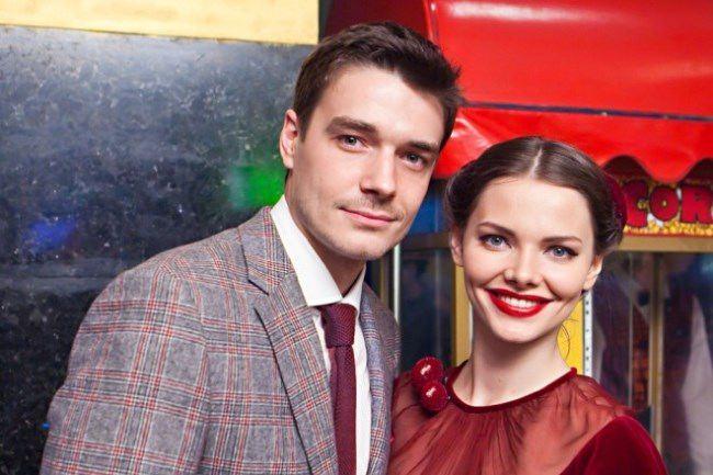 Maxim Matveyev and Elizaveta Boyarskaya