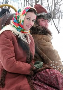 Majestic Oxana Fedorova