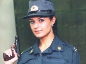 Outstanding Oxana Fedorova