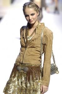 Charming Russian supermodel Ruslana Korshunova