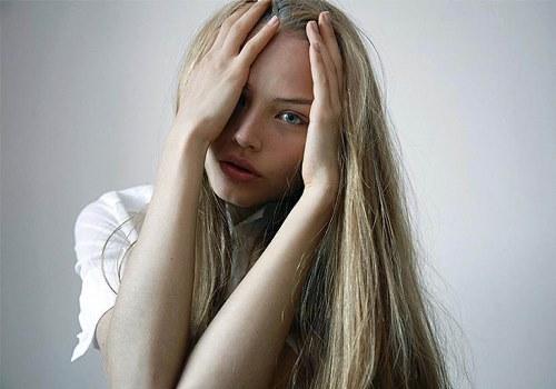 Fantastic Russian supermodel