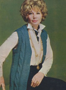 Charming Regina Zbarskaya