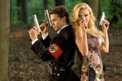 Semenovich in the film Hitler, Caput