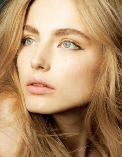 Shiny model Ruslana