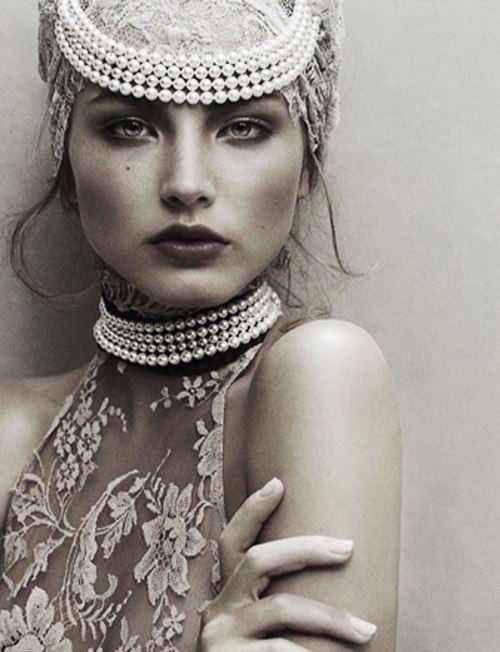 Talented Ruslana Korshunova