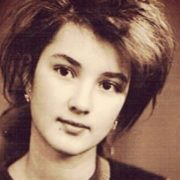 Young Lera Kudryavtseva