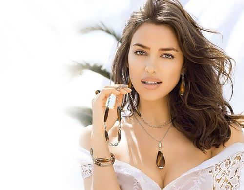 Irina Shayk - Russian Top Model