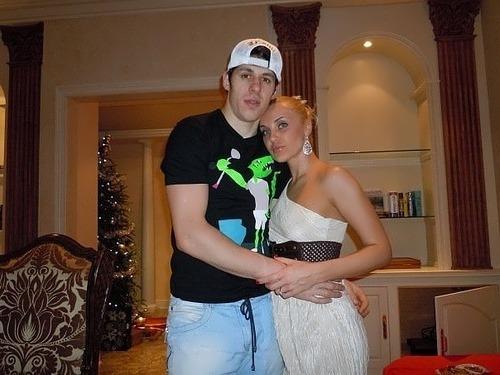 Eugene Malkin and Oxana Kondakova