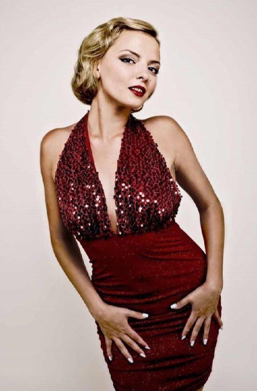 Amazing actress Orlova Marina
