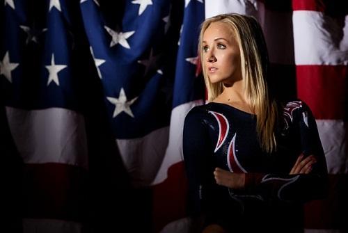 Anastasia Liukin gymnast
