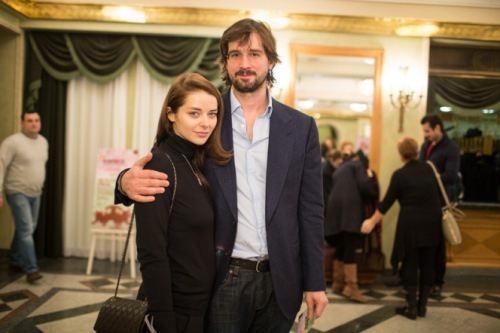 Andrei Boltenko and Marina Alexandrova