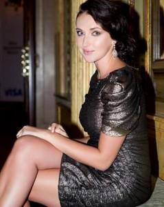 anisimova anna beautiful girl
