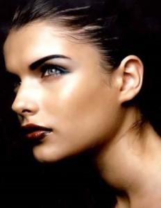 azarova anna famous model