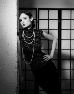 anna klimova fashion model russia