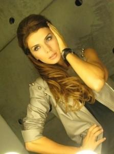 Anna Sedokova beautiful presenter