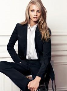 Anna Selezneva beautiful model