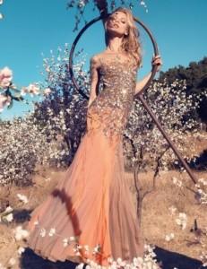 Anna Selezneva, Russian top model