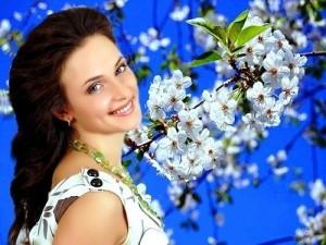 Anna Snatkina Russian actress