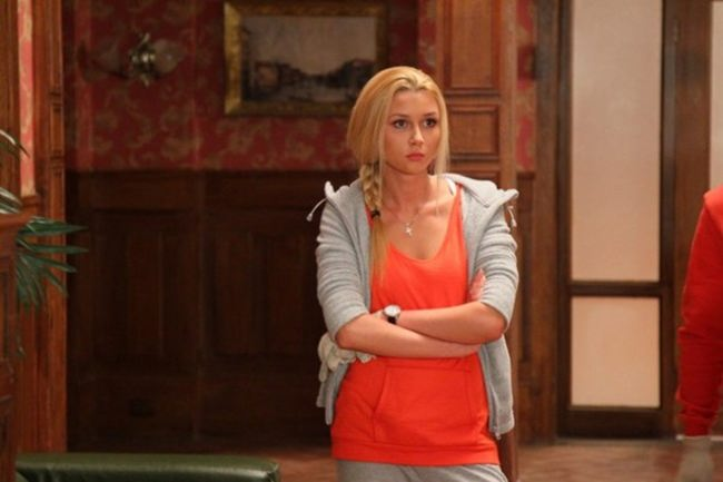 Anna Zavorotnyuk in the series Closed School