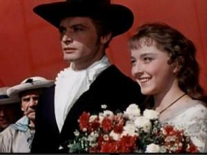 Vertinskaya as Assol in Scarlet Sails