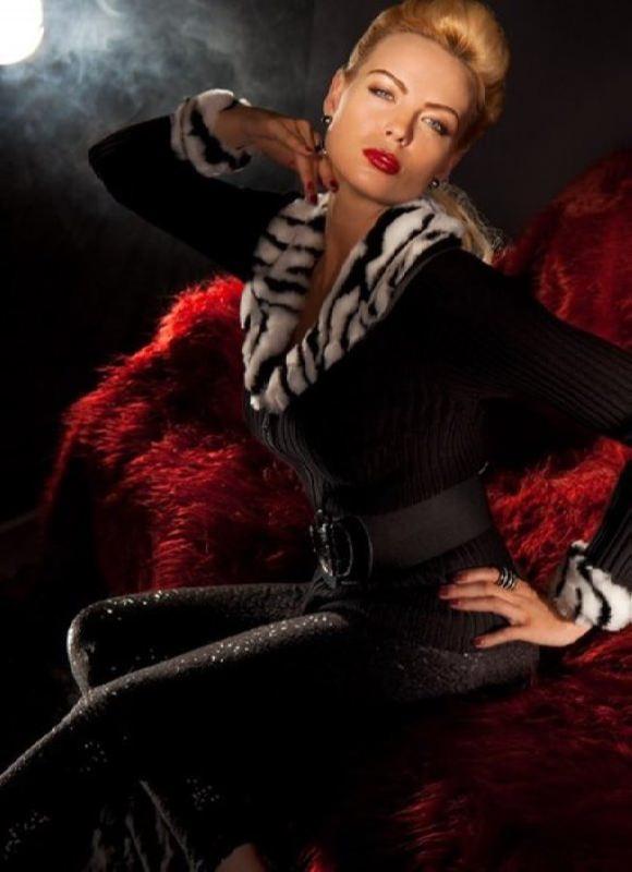 Astonishing actress and model Voronina Irina