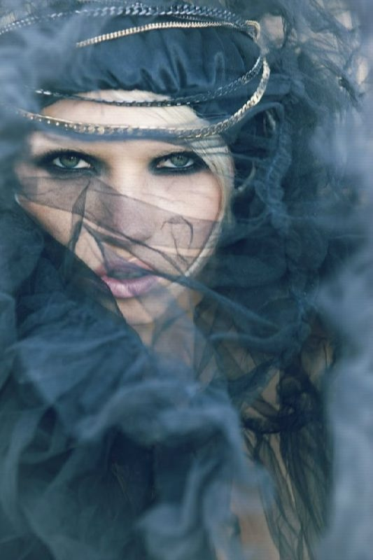 Astonishing model Anja Konstantinova