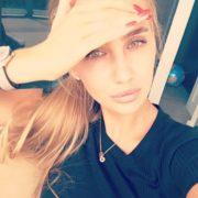 Astonishing model Sokolova Valeria