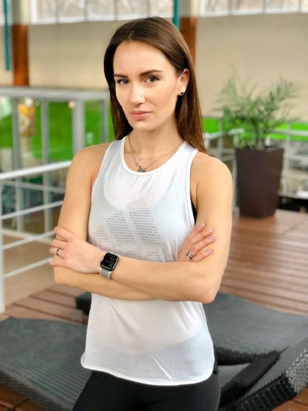 Anna Sidorova, Russian curling player