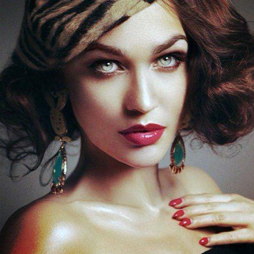 Attractive Vodonaeva Alena