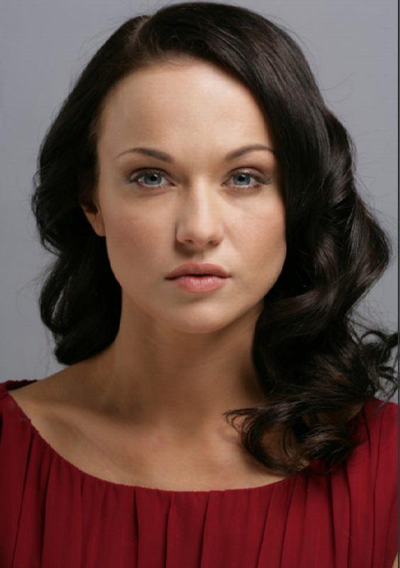 Bright actress Maria Berseneva