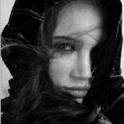 Bright model and actress Natalia Galkina