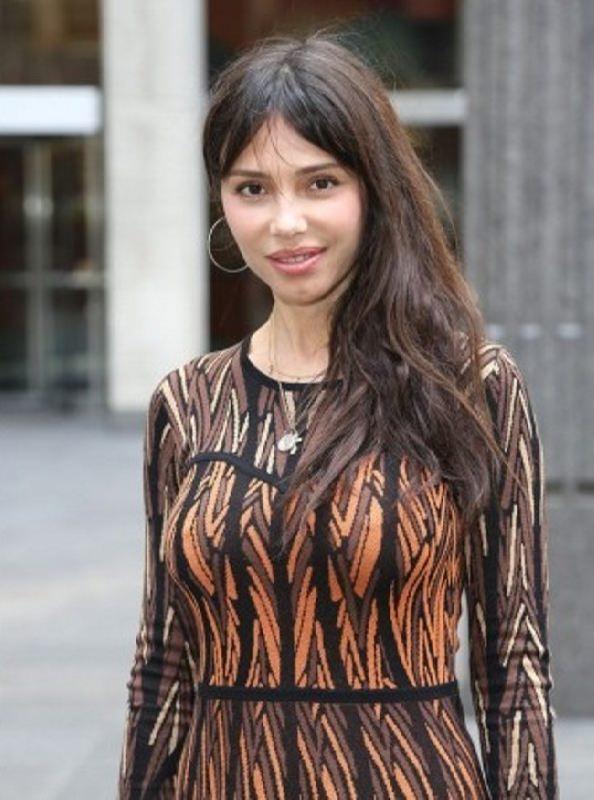Brilliant Oxana Grigorieva