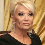 Brilliant actress Svetlichnaya Svetlana