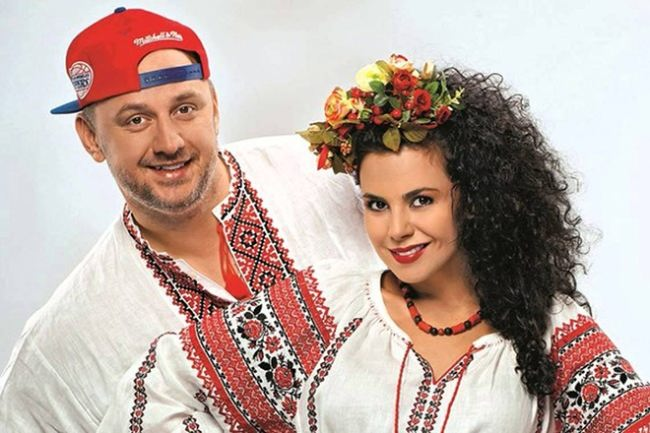 Brilliant singer Nastya Kamenskikh and Potap