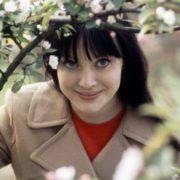 Charming actress Lyudmila Savelyeva