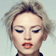 Charming model Anja Konstantinova